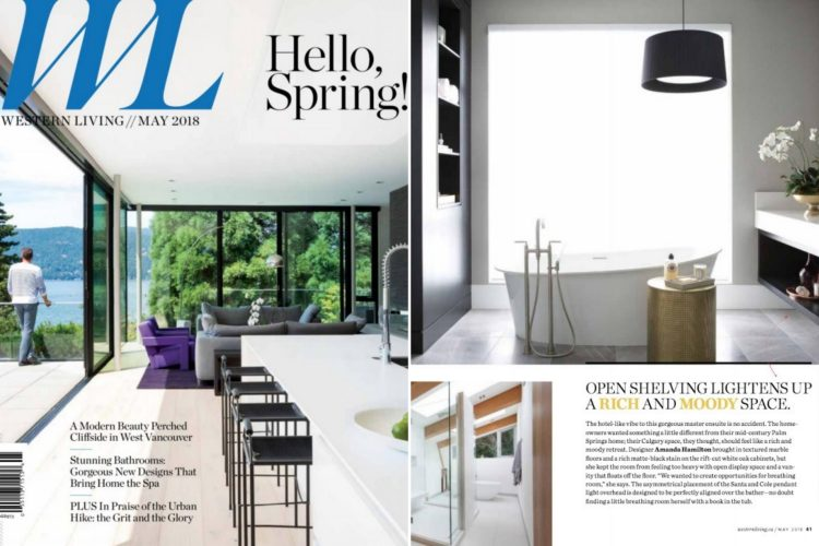 Hello Spring western living may 2018 - tulip collection