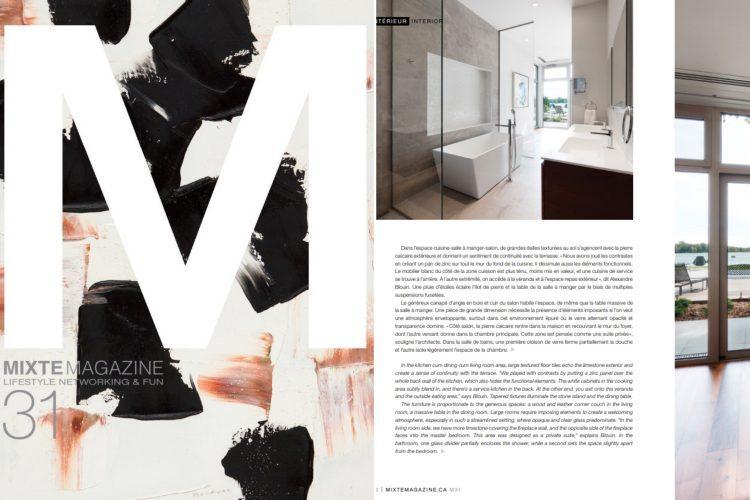 mixte magazine 2018 tabloid - cube collection