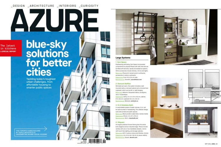 azure september 2019 - m collection cube collection