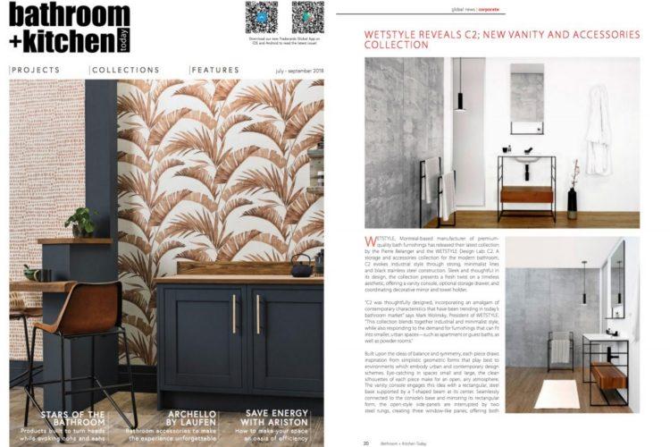 bathroom + kitchen summer 2018 tabloid -