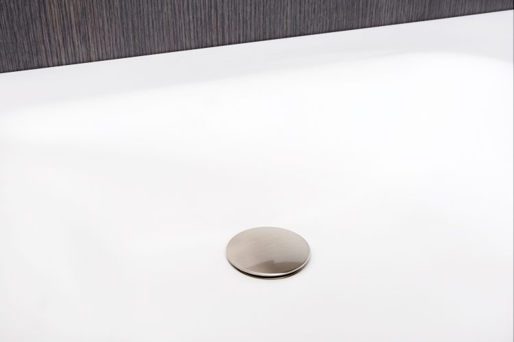 decorative pop up drain