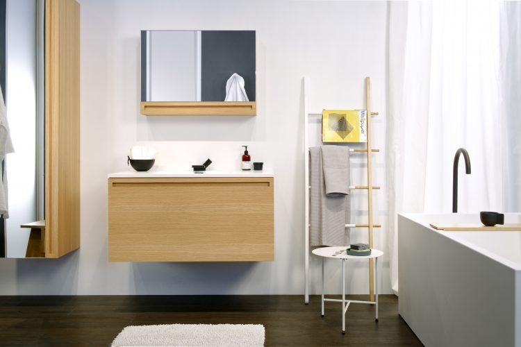 element mirrored cabinet