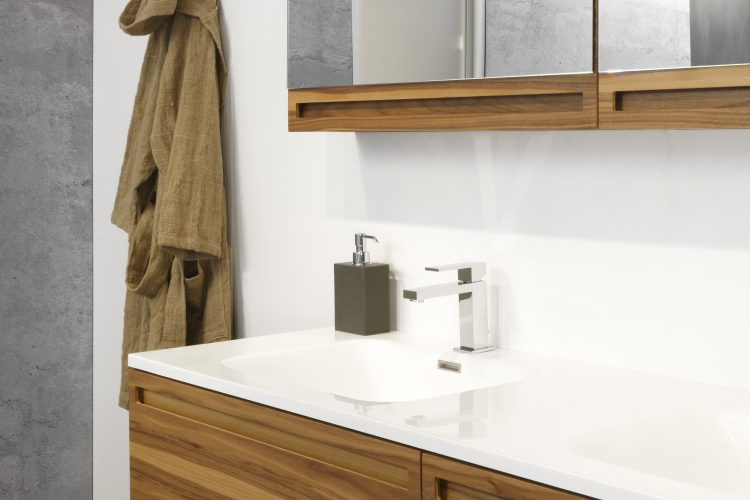 element wall mount vanity