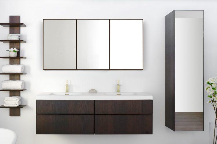 frame linea linen cabinet