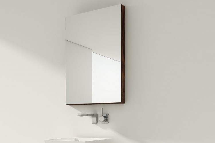 m mirrored cabinet