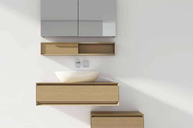 m vanity freestanding