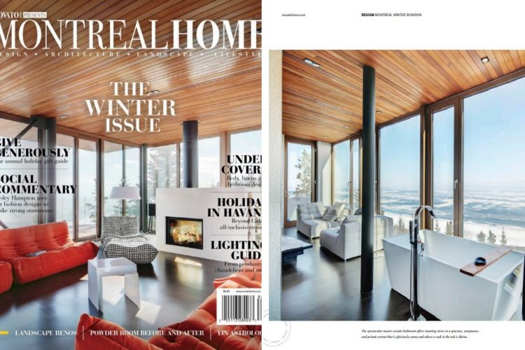 montreal home - winter 2019 issue - cube collection