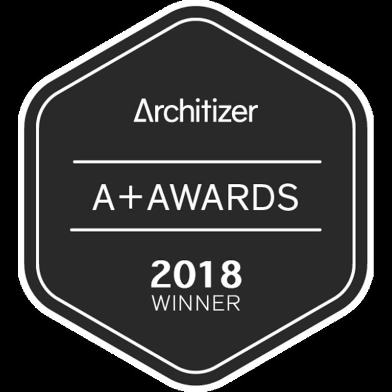 architizer a + awards 2018 winner
