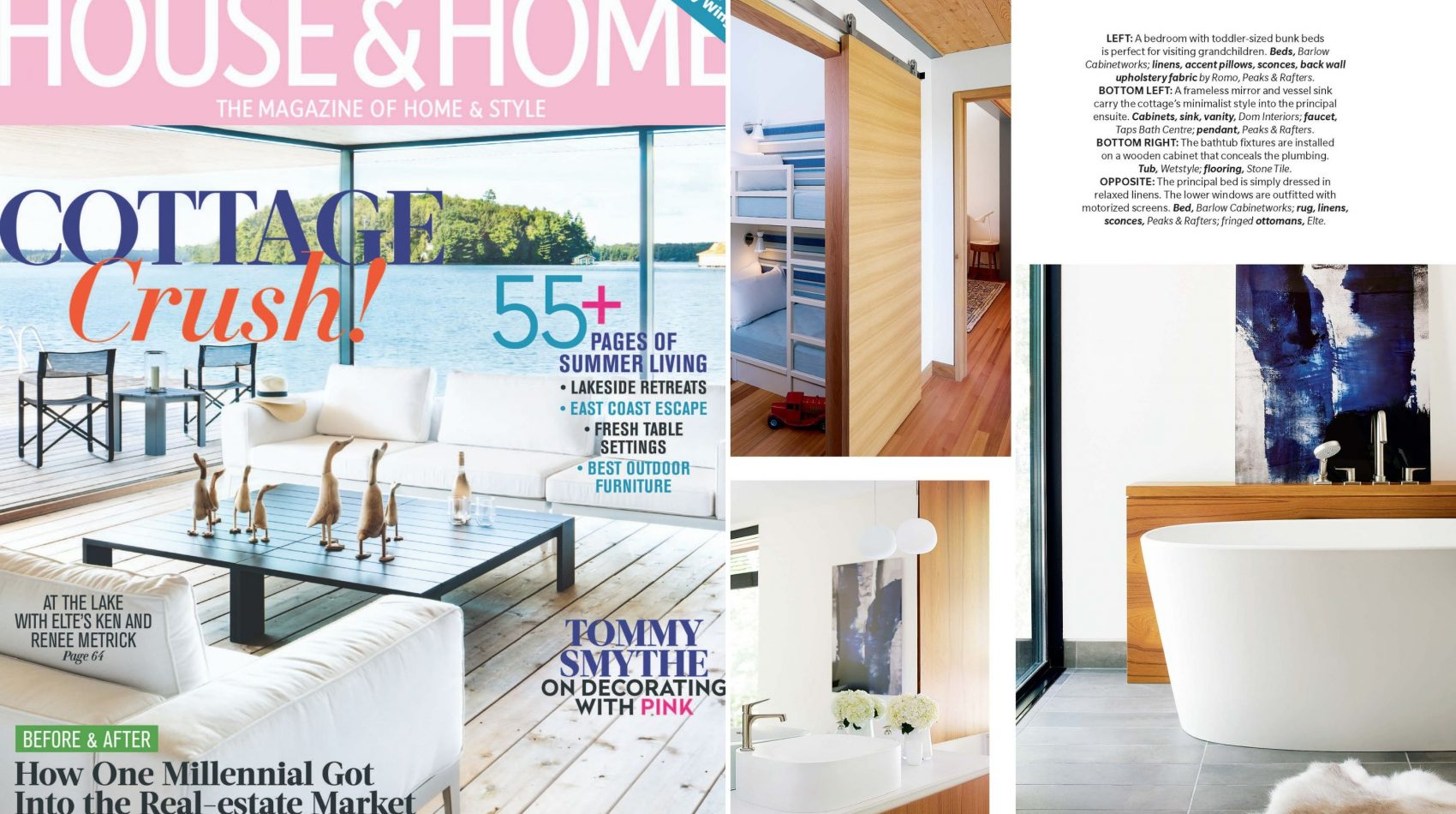 house and home magazine summer 2019